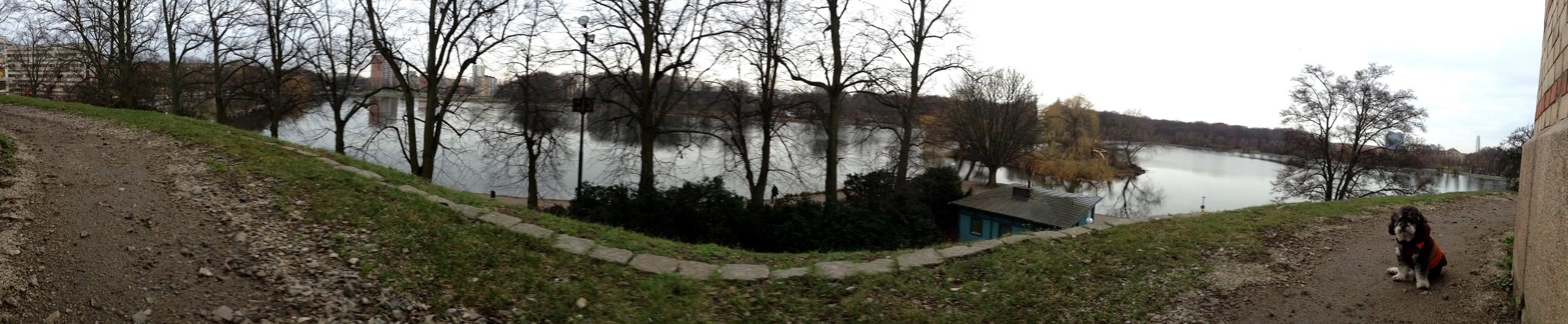 Pildammsparken Malmo Sweden