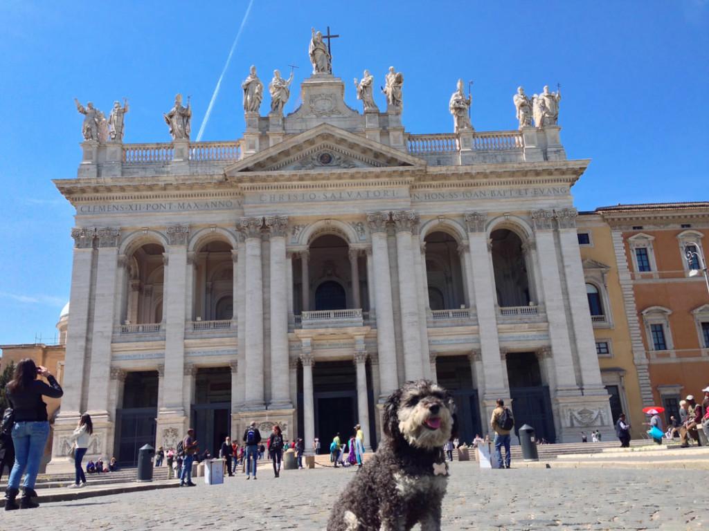 Basilica di San Giovanni in Laterano Rome Italy