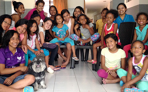 The Where is Willie Foundation supports orphans in Urkraine & Colombia